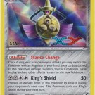 Aegislash XY Base Set 86/146 Pre-Release STAFF Promo