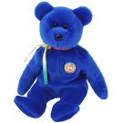 TY Beanie Babies CLUBBY I the Bear (MINT with tags)