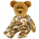 TY Beanie Babies HERO the Bear - Australia (MINT with tags)