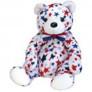 TY Beanie Babies WHITE the Bear (MINT with tags)