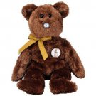 TY Beanie Babies CHAMPION the Bear - ARGENTINA (MINT with tags)