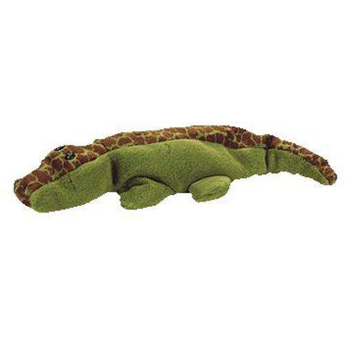TY Beanie Babies ALLY the Alligator (MINT with tags)