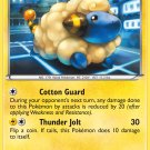 Pokemon Dragons Exalted Common Card Mareep 38/124