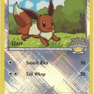 Pokemon Holographic STAFF Promo Card 2011/2012 City Championships Eevee 84/108