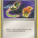 Pokemon EX Ruby & Sapphire Single Card Common Switch 92/109