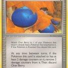 Pokemon EX Ruby & Sapphire Single Card Uncommon Oran Berry 85/109