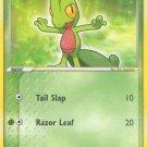 Pokemon EX Ruby & Sapphire Single Card Common Treecko 76/109