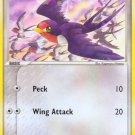 Pokemon EX Ruby & Sapphire Single Card Common Taillow 72/109