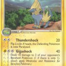 Pokemon EX Ruby & Sapphire Single Card Uncommon Manectric 39/109