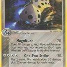 Pokemon EX Ruby & Sapphire Single Card Uncommon Lairon 37/109