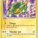 Pokemon EX Ruby & Sapphire Single Card Uncommon Electrike 30/109