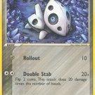 Pokemon EX Ruby & Sapphire Single Card Uncommon Aron 25/109