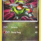 Pokemon Dragon Vault Single Card Holofoil Fraxure 15/20