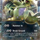 Pokemon XY Ancient Origins Single Card Rare Holo EX Tyranitar EX 42/98