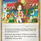 Pokemon HS Undaunted Single Card Uncommon Flower Shop Lady 74/90