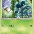 Pokemon HS Undaunted Single Card Common Pineco 62/90