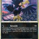 Pokemon HS Undaunted Single Card Common Murkrow 58/90