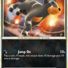 Pokemon HS Undaunted Single Card Common Houndour 54/90