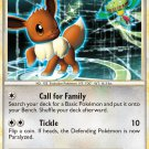 Pokemon HS Undaunted Single Card Common Eevee 48/90