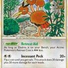 Pokemon HS Undaunted Single Card Rare Dodrio 11/90