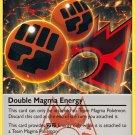 Pokemon Double Crisis Single Card Uncommon Double Magma Energy 34/34