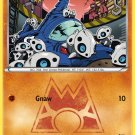 Pokemon Double Crisis Single Card Common Team Magma's Aron 12/34
