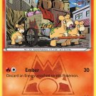 Pokemon Double Crisis Single Card Common Team Magma's Numel 1/34