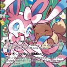 Pokemon Generations Radiant Collection Single Card Full Art Sylveon EX RC32/RC32
