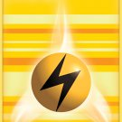 Pokemon Generations Single Card Common Lightning Energy 78/83