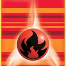 Pokemon Generations Single Card Common Fire Energy 76/83