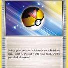 Pokemon B&W Next Destinies Single Card Uncommon Level Ball 89/99