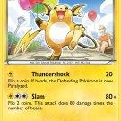 Pokemon B&W Next Destinies Single Card Uncommon Raichu 40/99