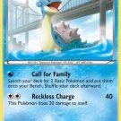 Pokemon B&W Next Destinies Single Card Rare Lapras 25/99