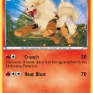 Pokemon B&W Next Destinies Single Card Uncommon Arcanine 13/99