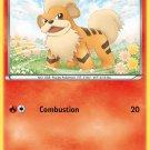 Pokemon B&W Next Destinies Single Card Common Growlithe 11/99