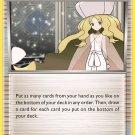 Pokemon B&W Plasma Blast Single Card Uncommon Caitlin 78/101