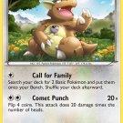 Pokemon B&W Plasma Blast Single Card Common Kangaskhan 71/101
