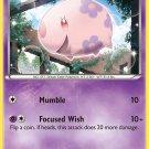 Pokemon B&W Plasma Blast Single Card Common Munna 39/101