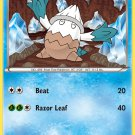 Pokemon B&W Plasma Blast Single Card Common Snover 25/101