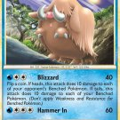 Pokemon HS Triumphant Single Card Uncommon Piloswine 48/102