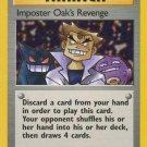 Pokemon Team Rocket Single Card Uncommon Imposter Oak's Revenge 76/82
