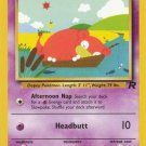 Pokemon Team Rocket Single Card Common Slowpoke 67/82