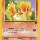 Pokemon Team Rocket Single Card Common Ponyta 64/82