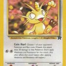 Pokemon Team Rocket Single Card Common Meowth 62/82