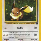 Pokemon Team Rocket Single Card Common Eevee 55/82