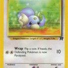 Pokemon Team Rocket Single Card Common Dratini 53/82