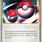 Pokemon HS Unleashed Single Card Uncommon Dual Ball 72/95