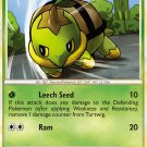Pokemon HS Unleashed Single Card Common Turtwig 67/95