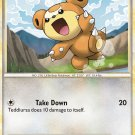 Pokemon HS Unleashed Single Card Common Tropius 65/95