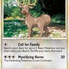 Pokemon HS Unleashed Single Card Common Stantler 64/95